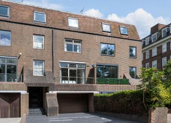 Rudgwick Terrace, Avenue Road, London NW8. 6 bed terraced house