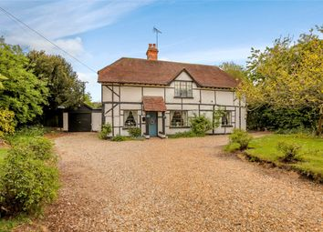 Thumbnail 4 bed detached house for sale in Ecchinswell, Newbury, Hampshire