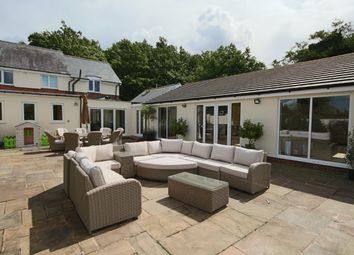 Thumbnail 4 bed equestrian property for sale in The Marshes Lane, Mere Brow, Preston