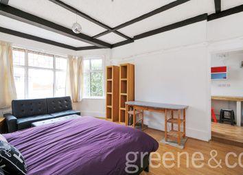 Thumbnail Studio to rent in Mount Pleasant Road, Kensal Rise, London