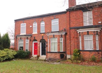 Thumbnail 3 bed terraced house for sale in Stockport Road, Denton, Manchester