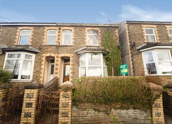 Thumbnail 4 bed semi-detached house for sale in Chapel Road, Llanharan, Pontyclun