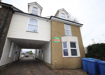 Thumbnail 2 bed property to rent in London Road, Sittingbourne