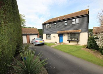 Thumbnail 4 bed detached house for sale in Putman Close, Thame