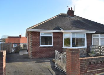 Thumbnail 2 bedroom semi-detached bungalow for sale in Ascot Road, Blackpool
