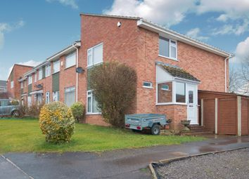Thumbnail 3 bed end terrace house for sale in Parmin Way, Taunton