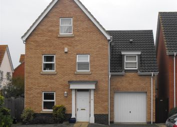 Thumbnail 5 bed property for sale in Caddow Road, Norwich