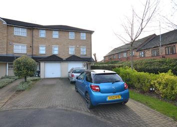 Thumbnail 3 bed property to rent in Auctioneers Way, Northampton
