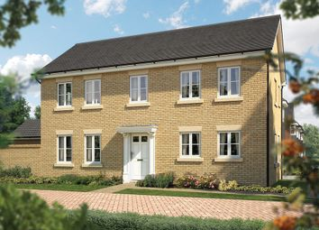 "Thumbnail 4 bed detached house for sale in ""The Montpellier"" at Ongar"