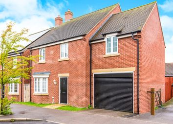 Thumbnail 4 bed detached house for sale in Whiston Way, St. Neots