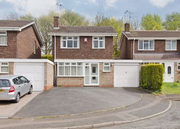 Thumbnail 3 bed detached house for sale in Durham Drive, Rugeley