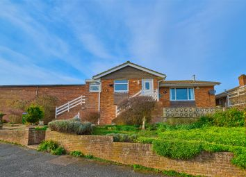 Thumbnail 3 bed detached bungalow for sale in Rookery Way, Bishopstone, Seaford
