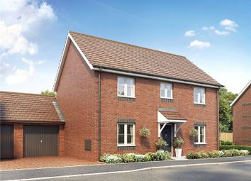 Thumbnail 3 bed link-detached house for sale in Eastward Rise, Malvern, Worcestershire