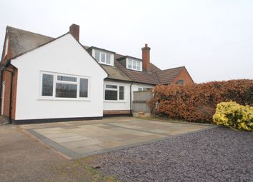 Thumbnail 3 bed semi-detached bungalow to rent in Flag Lane South, Upton, Chester