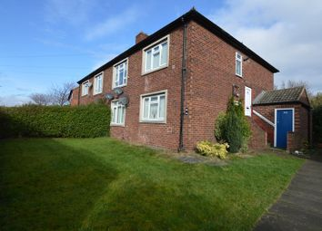 Thumbnail 2 bedroom flat for sale in Manor Crescent, Rothwell, Leeds