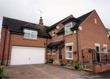 Thumbnail 4 bed detached house for sale in The Greendale, Alfreton