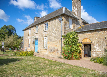 Thumbnail 4 bed country house for sale in Domfront, Orne, Normandy, France