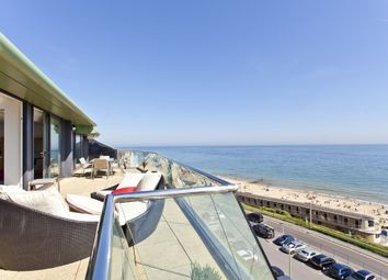 Thumbnail 4 bedroom flat for sale in The Point, Marina Close, Boscombe Spa, Bournemouth