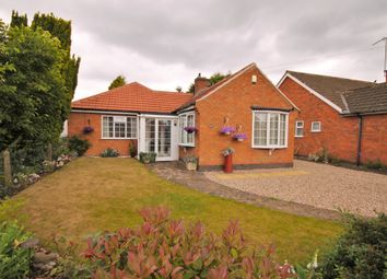 Thumbnail 3 bed detached bungalow for sale in Percy Street, Leicester