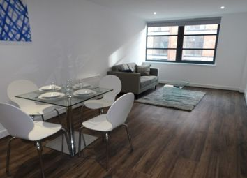 Thumbnail 1 bed flat to rent in The Kettleworks, Birmingham