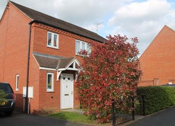 Thumbnail 3 bed semi-detached house for sale in Congreve Way, Stratford-Upon-Avon