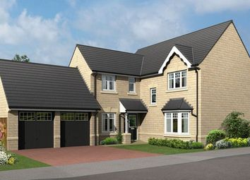 "Thumbnail 4 bedroom detached house for sale in ""The Hereford"" at Crosland Road, Huddersfield"