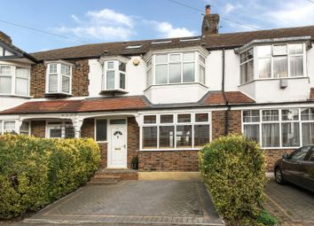 Thumbnail 4 bed terraced house for sale in Cannon Close, London