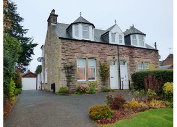 Thumbnail 3 bed semi-detached house for sale in Western Road, Auchterarder