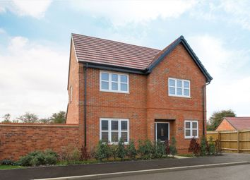 Thumbnail 3 bed detached house for sale in The Dovecote, Off High Street, Drayton