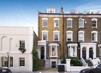 Thumbnail 5 bedroom terraced house to rent in Steeles Road, London