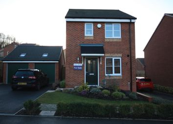 Thumbnail 3 bed detached house for sale in Ryder Grove, Talke, Stoke-On-Trent