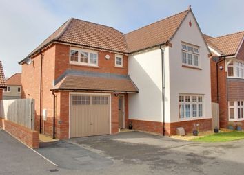 4 bed detached house for sale in Farm Close, Roundswell, Barnstaple EX31