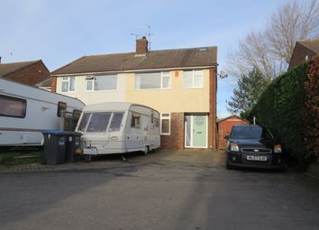 Thumbnail 4 bed semi-detached house for sale in Stirling Court Road, Burgess Hill