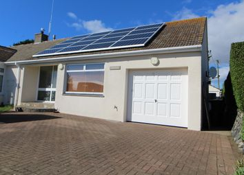 Thumbnail 1 bed semi-detached bungalow to rent in Polurrian Road, Mullion, Helston