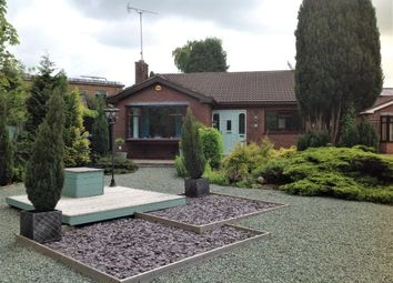 Thumbnail 3 bed detached bungalow for sale in Stone Road, Trentham, Stoke-On-Trent