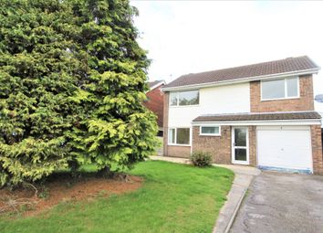 Thumbnail 4 bed detached house for sale in Oakridge Close, Preston