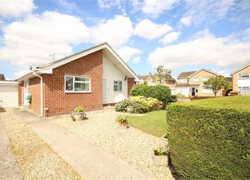 Thumbnail 3 bedroom detached bungalow for sale in Rawston Close, Swindon, Wiltshire