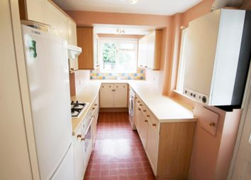 Thumbnail 2 bed terraced house to rent in Thorpe Road, St.Albans