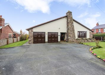 Thumbnail 4 bed bungalow for sale in Fluke Hall Lane, Pilling, Preston
