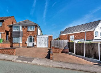 Thumbnail 3 bed detached house for sale in Ivanhoe Road, Great Barr, Birmingham