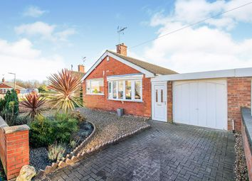 Thumbnail 3 bed bungalow for sale in Newfields Avenue, Moorends, Doncaster, South Yorkshire