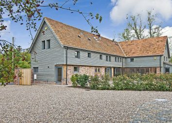 Thumbnail 4 bed barn conversion to rent in Breinton, Hereford