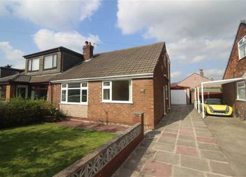 Thumbnail 3 bed semi-detached bungalow for sale in Ruabon Crescent, Hindley Green, Wigan