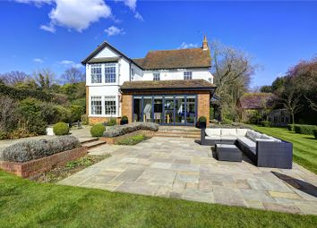 Thumbnail 5 bed detached house for sale in Nottingham Road, Heronsgate, Rickmansworth, Hertfordshire