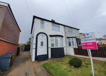 3 bed semi-detached house for sale in Mather Road, Sheffield S9