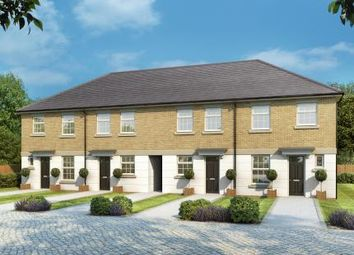Thumbnail 3 bedroom terraced house for sale in Lancaster Mews, Water Lane, York, North Yorkshire