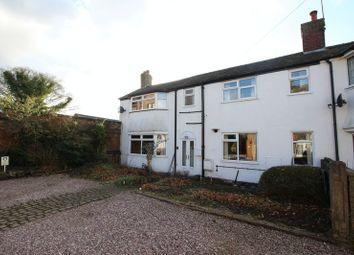 Thumbnail 2 bed semi-detached house for sale in Ballington Gardens, Leek, Staffordshire