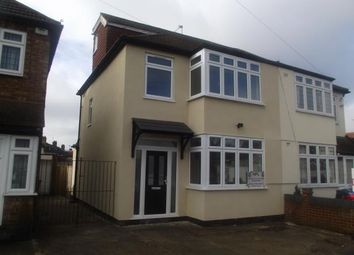 Thumbnail 4 bedroom semi-detached house for sale in Gidea Park, Romford, Essex