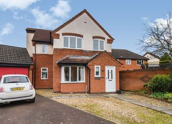 4 bed detached house for sale in Monal Close, Whetstone, Leicester LE8