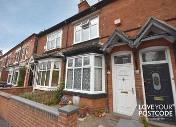 Thumbnail 3 bed terraced house for sale in Station Road, Kings Heath, Birmingham